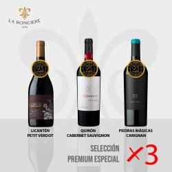 Selección Premium Especial x 3